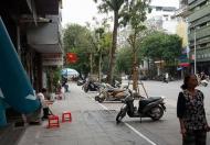 Lô góc mặt phố Phan Chu Trinh, 80m2, MT 6m, 59 tỷ, khách sạn, nhà hàng, hè rộng 10m đá bóng
