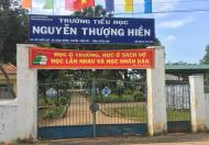 Bán đất Xuân Đông Cẩm Mỹ Đồng Nai gần trường tiểu học Nguyễn THượng Hiền