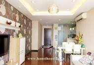 Cho thuê căn hộ CCCC 71 Nguyễn Chí Thanh, 110m2, 3PN, full nội thất, 13tr/th. Lh 0964088010