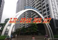 Bán chung cư cao cấp Tràng An Complex, 88.8m2, giá 3,7 tỷ, nội thất cơ bản, tầng 20