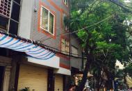 Cho thuê nhà  ngõ Quỳnh ,HBt ,HN tầng 1 dt 42m2 giá 9tr