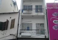 Bán GẤP nhà đường Đề Thám - Bùi Viện, Quận 1. DT 4.5 x 18m, nở hậu, XD