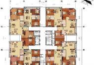 Giá 20 tr/m2, bán gấp CC 199 Hồ Tùng Mậu, căn 1502 (67m2) và 1608 (100m2)