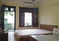 Cho thuê căn hộ dịch vụ giá rẻ tại Ba Đình, 28m2, studio, đầy đủ nội thất