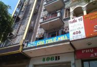 Sàn văn phòng siêu vip hạng B tại Quang Trung, DT 200m2, giá 55tr/tháng/full dịch vụ