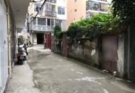 Bán mảnh đất ở ngõ Ngọc Thụy, Long Biên, Hà Nội
