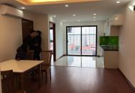 Cho thuê căn hộ CCCC 51 Quan Nhân, 80m2, 2PN, đồ cơ bản, 8.5 tr/th