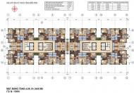 Bán gấp CC Lạc Hồng Lotus 2, căn 1601, tòa B, diện tích 133m2, căn góc, view hồ cực đẹp, 30 tr/m2