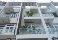 Bán nhà HXH 8m Nguyễn Cảnh Dị, P4, Quận Tân Bình. DT: 4x14m, 4 lầu, sân thượng
