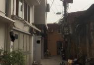 Bán nhà đẹp, ngõ thoáng tại phố Trương Định, Hai Bà Trưng, 30m2, chỉ 2.3 tỷ