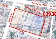 Lô đất rẻ nhất dự án KDC cao cấp Phú Hồng Thịnh 10, xây nhà ngay, SHR, 60m2, 1,5 tỷ, 039 38 59 668