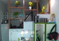 Bán nhà mới mặt tiền hẻm 903 D1, Trần Xuân Soạn, 3.2 x 8.3m, 1.38 tỷ