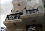 Bán nhà hẻm 6m thông ra D1 Him Lam cầu Nguyễn Khoái, 6 tỷ