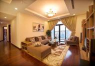 Cho thuê căn hộ tại 24T2- Trung Hòa Nhân Chính. Diện tích: 204m2, 3PN, full đồ