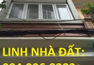 Bán nhà Minh Khai,DT 35m, 3 tầng, MT 2.8m, Giá 3.3 tỷ. Ngõ ô tô vào tận nhà.