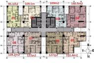 Bán chung cư CC 140m2 tòa N01-T3 Ngoại Giao Đoàn, giá chỉ 28tr/m2