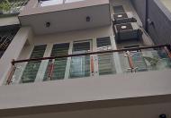 Bán nhà MPKD 4 tầng, Thể Giao, DT 22m2, MT 4,7m, giá 11,8 tỷ