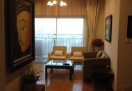 Chính chủ cho thuê CC Hòa Bình Green City 376 đường Bưởi, Ba Đình, 70m2 2PN, 2WC, giá 13.65 tr/th