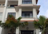 Bán nhà biệt thự lô E khu Him Lam Kênh Tẻ Q7, dt 7.5x20m, giá 22 tỷ. LH 0932623406