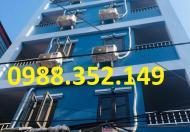 Bán dãy trọ đang cho thuê kín phòng 7 tầng, 11 phòng, giá 3.9 tỷ Triều Khúc, Thanh Xuân
