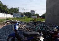 Đất liền kề Vsip 1 An Phú, Thuận An, SHR, thổ cư 100%