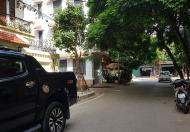 Bán biệt thự phân lô Bắc Linh Đàm, 109m2 x 4 tầng, mặt tiền 7.5m, cạnh trường Billgate, lh 0962195211.
