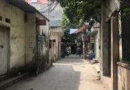 Bán gấp 67 m2 (có bán ½) đất thổ cư thôn Lai Xá, Kim Chung, đất vuông vắn giá 22tr/m2