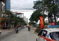 Bán gấp nhà đất mặt phố Khương Đình 45m2 kinh doanh sầm uất 6m, mặt tiền 6.75 tỷ