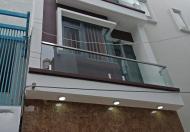 Nhà phố mới tinh tươm tại KDC Lý Phục Man, DT 4x14m 2 lầu sân thượng, hẻm xe hơi