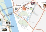 Bán căn hộ chung cư tại dự án Berriver Long Biên