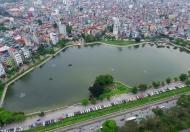 Bán nhà ven Hồ Ba Mẫu, nhà mới, view hồ, 65m2, 8,2 tỷ, LH 0902209030