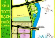 Bán nền đất biệt thự KDC Hoàng Anh Minh Tuấn, phường Phước Long B, Quận 9, lô F, 10x25m