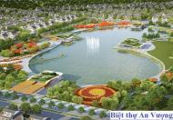 Suất ngoại giao biệt thự An Vượng Villa, Nam Cường, lô góc siêu đẹp, hotline 0942.699.825