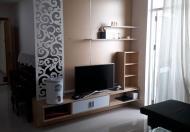 Cho thuê căn hộ MB Babylon, Q. TP, lầu cao, 74m2, 2PN, nhà đẹp, 9tr/th, nội thất cơ bản