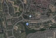 Bất động sản Xuân Cường Nam An Khánh, Hoài Đức, Hà Nội. Bán nền biệt thự LK giá 17 tr/1m2