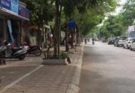 Bán đất Vũ Tông Phan, Thanh Xuân 56m2 MT5.6m 8.2 tỷ lô góc 1 mặt phố, 1 mặt ngõ