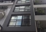 Bán nhà mặt ngõ 85 Trần Quang Diệu, 45m2, 7 tầng, mặt tiền 3.6m, giá 7.3 tỷ