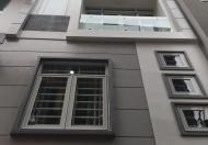 Bán nhà hẻm 3m (5*11) 4 lầu chợ Tân Mỹ P. Tân Phú Q7 giá chỉ 5,4 tỷ.