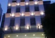 Bán khách sạn Trần Thái Tông, Cầu Giấy, DT 150m2, 10 tầng, MT 8.6m, giá 59 tỷ