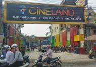 Cần sang gấp 2 lô đất mặt tiền kinh doanh sầm uất, ngay chợ Long Bình, Biên Hòa