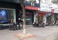 Cho thuê cửa hàng nhà MP Tạ Quang Bửu, vị trí kinh doanh cực tốt, DT 25m2, MT 4m
