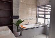 Penthouse Vinhomes Central Park bán có diện tích 207m2, 3 phòng ngủ, tầng cao view đẹp