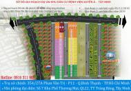 Đất nền giá rẻ 195 triệu cạnh bệnh viện Xuyên Á Gò Dầu - Tây Ninh. LH: 0981300877