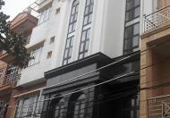 Cần bán gấp, nhà phân lô phố Trần Đại Nghĩa, DT: 56m2, 5 tầng, giá 8 tỷ (ô tô tránh)
