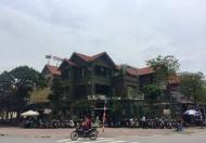 Bán Biệt thự Bán đảo Linh Đàm, Lô góc 4x180m2 kinh doanh siêu đỉnh chỉ 17.9 Tỷ. Liên hệ: 0379.665.681