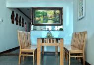 Cần cho thuê căn hộ Hoàng Anh 1, diện tích 87m2, 2 phòng ngủ, 11tr/th. LH 0776979599