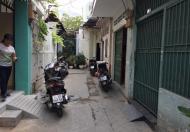 Cần bán nhà 40/20B Nguyễn Giản Thanh, Q10. Trệt, 2 lầu, ST