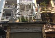 Bán nhà Mai Anh Tuấn, Hoàng Cầu, Đống Đa, 60m2, 5 tầng, mặt hồ kinh doanh văn phòng