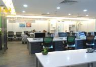 Chính chủ cho thuê văn phòng 120m2 thông sàn mặt phố Nguyễn Trãi, Thanh Xuân, Hà Nội