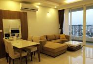 Cho thuê nhanh căn hộ cao cấp Estella, Q.2, 104m2, 2PN, tiện nghi, giá tốt 21 triệu/tháng